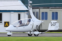 G-CIPP (QSY on-route) Tags: gcipp rotorsport uk gyro autogyro gyrocopter fly in 2016 wolverhampton halfpenny green egbo 02102016