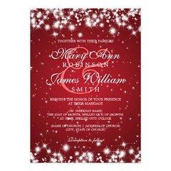 (Elegant Wedding Winter Sparkle Red Card) #ElegantWedding, #Garden, #GardenWedding, #NewYearsEveWedding, #OutdoorWedding, #Party, #Red, #SaveTheDate, #Shimmering, #Sparkle, #Sparkles, #Sparkling, #StarryNight, #Stars, #StarsWedding, #Twinkle, #Winter, #Wi (CustomWeddingInvitations) Tags: elegant wedding winter sparkle red card elegantwedding garden gardenwedding newyearsevewedding outdoorwedding party savethedate shimmering sparkles sparkling starrynight stars starswedding twinkle winterwedding is available custom unique invitations store httpcustomweddinginvitationsringscakegownsanniversaryreceptionflowersgiftdressesshoesclothingaccessoriesinvitationsbinauralbeatsbrainwaveentrainmentcomelegantweddingwintersparkleredcard weddinginvitation weddinginvitations