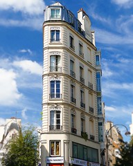 If I could fly invisible I would slip inside the door that's cracked on the 4th story. In the minutes it took to stroll by this sliver of layer cake-like building in #Paris I wanted to know everything about it, meet its ghosts and live there. It was delic (momfluential) Tags: if i could fly invisible would slip inside door thats cracked 4th story in minutes it took stroll by this sliver layer cakelike building paris wanted know everything about meet its ghosts live there was delicious