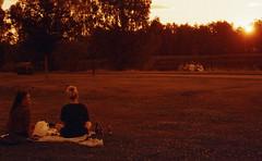 They say it changes when the sun goes down (Magnus Bergstrm) Tags: lomography redscale xr lomographyredscalexr film 135 35mm canonae1 canon ae1 analog color colour portrait sweden vrmland sverige wermland karlstad sandgrund sandgrundsudden