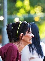 Weinfest Traiskirchen 2016 (arjuna_zbycho) Tags: portret kobieta women frau girl portrait people gesicht face twarz portre smile lcheln umiech