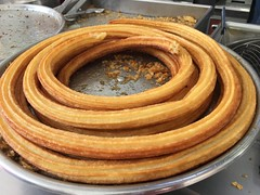 """Churros!!! Mallorca. Spain. Oct 2016 • <a style=""""font-size:0.8em;"""" href=""""http://www.flickr.com/photos/147943715@N05/30287496305/"""" target=""""_blank"""">View on Flickr</a>"""