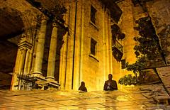 Walk on the wild side (Hugo Cesar Gusmao) Tags: people abstract church water gua reflex pessoas gente sony dream iglesia igreja reflejo oniric reflexo sonho sueo sonydsch2 dsch2