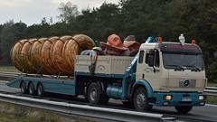 D - Rico Rasch & Söhne MB 1228 SK (BonsaiTruck) Tags: fairground rico camion trucks sk mb kirmes 1228 lorries lkw schausteller rasche