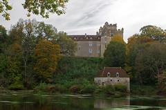 Ciron (Indre) (sybarite48) Tags: france castle st rio ro river indre fiume rivire castelo fluss castello chteau kale  castillo creuse burg kasteel rivier nehir zamek    rzeka   ciron     pt