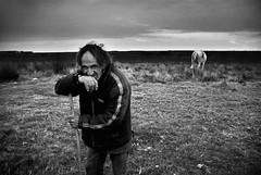 IMGP3202-stavrosstam (stavrosstam) Tags: portrait bw horse man landscape environmental