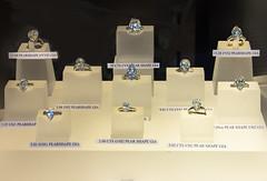 Diamond Rings (Jake Slagle) Tags: jewelry expensive palmbeach jewelrystore