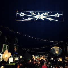 Ambleside Christmas Lights