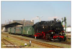 Weißeritztalbahn - 2002-10 (olherfoto) Tags: railroad train eisenbahn rail railway steam bahn steamtrain narrowgauge dampflok dampfzug schmalspurbahn kisvasut weiseritztalbahn