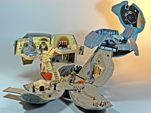 Micro Machines Death Star Playset Galoob – Micro Machines – Star