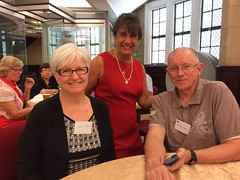 Photos from Sydney leg of trip! Rev. Steven Abbott and his lovely wife Sue, they spent about 5 years in Sewickley! So fun to see them and catch up.