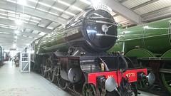 LNER V2 Class 4771 Green Arrow (Uktransportvideos82) Tags: 1936 greenarrow lner 4771 doncasterworks v2class