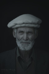 What are men to rocks and mountains? (Muhammad Fahad Raza) Tags: old pakistan light portrait landscapes intense eyes key nest low first age karakoram kkh eaglesnest areas northern lowkey hunza wrinkles oldage eagles