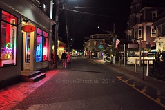 PTown At Night (imben2images) Tags: st night nikon provincetown massachusetts commercial cape cod ptown d610 imben2images