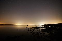 Nightfall (Daniel.sundell) Tags: night stars star coast skne sweden sony sverige a7 scania 14mm samyang