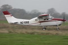 Cessna P210N Pressurized Centurion N210BE (Old Buck Shots) Tags: dm cessna centurion pressurized p210n egsv n210be gvmde