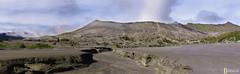 Panorama of Mount Bromo (shahreen | amri) Tags: tourism indonesia java surabaya bromo semeru mountbromo mountsemeru eastjava gunungbromo probolingo mustvisit ngadisari bromotenggersemerunationalpark amazingindonesia semerubromo panoramabromo 10beautifulplaces