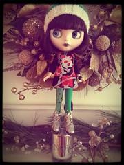 Blythe On The Shelf...
