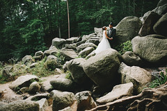 Odenwald (Yuliya Bahr) Tags: trees wedding green nature rock stone forest germany happy groom bride couples lovers together odenwald felsenmeer hochzeitsfotografberlin  hochzeitsfotografkln hochzeitsfotografdresden hochzeitsfotografharz hochzeitsfotografmnsterhochzeitsfotografrostockhochzeitsfotografulm          familienfotogafberlin familienfotografhamburg familienfotogafberlin