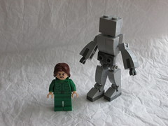 Mad Thinker and his Awesome Android (arctroopera79) Tags: andy four fantastic lego awesome thinker mad marvel villain android intelligencia