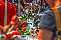 Lost_Market_041 (Mark Stumme) Tags: city people nikon mainstreet midwest factory cityscape farmersmarket iowa heartland how hdr desmoines breadbasket d600 middleamerica ruralcity cornbelt nikond600 desmoinesdowntown hdrscene luminancehdr darktable