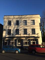 Ian Curtis at the Conquering Hero, Norwood (looper23) Tags: house london public ian pub december joy hero division norwood curtis 2014 conquering