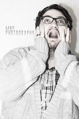 AH (MatthewBryanPruitt) Tags: pictures bear portrait cute self photography cub matthew adorable chub bryan pruitt selife