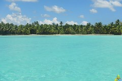 2014_080 (kgorka) Tags: republica sea seascape beach azul canon vacances mar playa powershot catamaran dominicana vacaciones republicadominicana caribe saona islasaona estrellasdemar gorkabarreras powershotd20