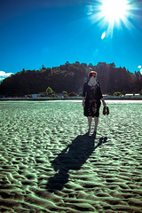 Kaiteriteri Beach (thenorthernmonkey77) Tags: blue newzealand sky beach canon sigma bluesky nelson nz southisland kaiteriteri 1770mm d1100