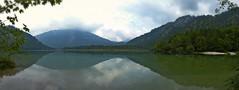 Offensee (Erich Hochstger) Tags: panorama lake water landscape austria see sterreich wasser silence obersterreich stille salzkammergut offensee