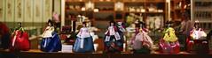 Dolls (happyflightsmile) Tags: kodak seoul southkorea nikonfe2 portra160 50mmf14ais
