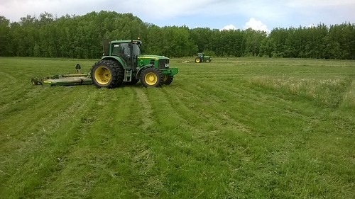 County Mowing at Riverlot 56