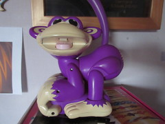Purple monkey IMG_0604 (tomylees) Tags: december boxingday friday middlesex 26th 2014