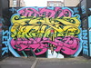 Inkie Street art in Shoreditch, London. (DJLeekee) Tags: urban streetart london graffiti shoreditch bricklane inkie sepr