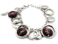Glimpse of Malibu Purple Bracelet P9612-3