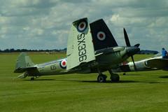 Flying Legends 2007 (phantom ocu) Tags: grey hurricane wwii stephen duxford spitfire mustang fighters 2007 p51 iwm flyinglegends