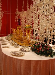 Dining with the Tsars. The Hermitage. Amsterdam. (elsa11) Tags: amsterdam museum hermitage porcelain rusland catharinadegrote diningwiththetsars catharinathegreat
