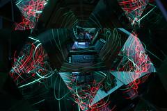 IMG_4675 (raimund.stolle) Tags: lightpainting licht spiegel led dunkel oldenburg
