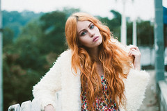 IMG_4865 (luisclas) Tags: canon photography ginger photo redhead lightroom heterochromia presets teamcanon instagram