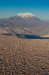 El Alto con el Illimani de fondo (Andrs Photos 2) Tags: streets la paz bolivia ciudad lapaz calles altiplano sudamerica elalto lasbrujas