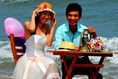 2016-05-05_08-06-39 (patricio.russo) Tags: wedding beach vietnam felicidad casamiento