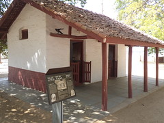 Gandhi Ashram, Ahmedabad, Gujarat, India (Harshit Trivedi's Photography) Tags: history freedom experiments movement truth peace gandhi struggle gujarat ahmedabad ashram mahatma nonviolence dandi gandhiji sabarmati satyagraha