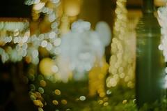 Bokeh (Shoji Kawabata. a.k.a. strange_ojisan) Tags: street new nightphotography film japan night analog 35mm lens lomo xpro lomography cityscape bokeh streetphotography cityscapes slide noflash 200 streetphoto nightphoto zenit analogphotography analogphoto filmphotography 2015 kenko filmphoto  petzval kf1n