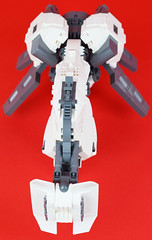 Belial Top Front (Cuahchic) Tags: lego space bricks alien engine technic snot eveonline coolingfins foitsop