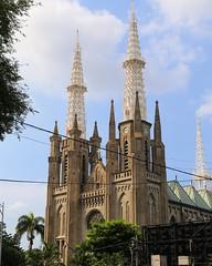 Cathedral of #jakarta just opposite the mosque. #indonesia #ttot #travel ------------------------------------------- #bbctravel #lonelyplanet #tripadvisor #globetrotter #rgphoto #backpacking #traveler #instagood #traveling #instago #worldtravelbook #besti (christravelblog) Tags: travel me beautiful indonesia photography for do cathedral opposite photos feel free visit mosque follow wanderlust just more backpacking jakarta credit website them but contact lonelyplanet traveling stories share traveler globetrotter tripadvisor cooperate ttot reisblogger travelgram bestintravel rgphoto instagood bbctravel instago travelingram igtravel igworldclub instapassport instatravel passionpassport travelstoke wwwchristravelblogcom worldtravelbook