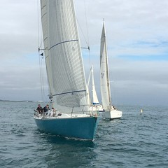 Finistere and Airborn (Figgles1) Tags: club sailboat race day sailing yacht iii racing yachts sailboats fremantle anzac airborn fsc iphone anzacday finistere 2016 pipedream img1221 pipedreamiii fremantlesailingclub