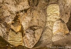 The Big room  Carlsbad Cavens # 1 (keithhull) Tags: carlsbadcaverns nationalpark cave newmexico speleothems bigroom unitedstates
