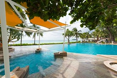 Kata Thani Beach Resort (khemtit1) Tags: beach resort kata phuket thani