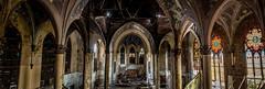 St. Augustine (Rodney Harvey) Tags: abandoned church saint louis sad decay eerie spooky missouri northside pulpit urbex urbun lifeafterpeople