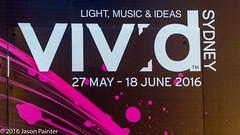 Vivid Sign (Japester68) Tags: show city light sculpture sign festival night outdoor sydney vivid australia nsw aus 1star